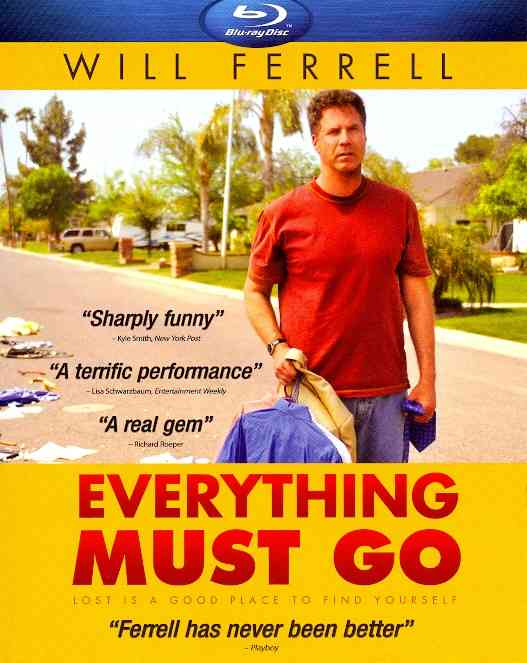 EVERYTHING MUST GO BY FERRELL,WILL (Blu-Ray)
